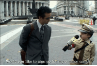 Sign Up, You, and Sign: -n  Woild you like to sign up for imy sunt <p>Where is this from? I must know.</p>
