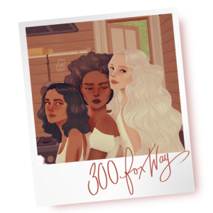 Target, Tumblr, and Blog: naercissa:  the ladies of fox way in their twenties cause i Can buy a print