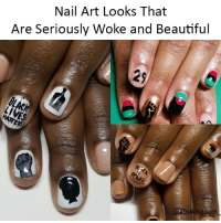 Love it! afrokingdom melanin blackbeauty blackisbeautiful africanamerican melaninonfleek melaninpoppin black blackandproud blackpride blackpower unapologeticallyblack blackisbeautiful blackexcellence blackdontcrack: Nail Art Looks That  Are Seriously Woke and Beautiful  29  frokingdom Love it! afrokingdom melanin blackbeauty blackisbeautiful africanamerican melaninonfleek melaninpoppin black blackandproud blackpride blackpower unapologeticallyblack blackisbeautiful blackexcellence blackdontcrack