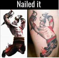 ⠀⠀⠀⠀⠀⠀⠀⠀⠀⠀⠀⠀⠀⠀⠀⠀⠀⠀⠀⠀⠀⠀⠀⠀⠀⠀⠀⠀⠀⠀ ⠀⠀⠀⠀ 😂I bet he gets a lot of compliments for his tattoo😂 kratos ⠀⠀⠀⠀⠀⠀⠀⠀⠀⠀⠀⠀⠀⠀⠀⠀⠀⠀⠀⠀⠀⠀⠀⠀⠀⠀⠀⠀⠀⠀⠀⠀⠀⠀⠀⠀- 👾Thanks for following👾 💥Turn on my post notifications 💥 🎮Have A Great Day! - twitch nintendoswitch xbox xboxone ps4 playstation forhonor gta gtavonline streamer gamer dankmemes csgo callofduty cod battlefield1 residentevil meme minecraft pc skyrim codmemes steam blizzard dota2 geek leagueoflegends godofwar: Nailed it ⠀⠀⠀⠀⠀⠀⠀⠀⠀⠀⠀⠀⠀⠀⠀⠀⠀⠀⠀⠀⠀⠀⠀⠀⠀⠀⠀⠀⠀⠀ ⠀⠀⠀⠀ 😂I bet he gets a lot of compliments for his tattoo😂 kratos ⠀⠀⠀⠀⠀⠀⠀⠀⠀⠀⠀⠀⠀⠀⠀⠀⠀⠀⠀⠀⠀⠀⠀⠀⠀⠀⠀⠀⠀⠀⠀⠀⠀⠀⠀⠀- 👾Thanks for following👾 💥Turn on my post notifications 💥 🎮Have A Great Day! - twitch nintendoswitch xbox xboxone ps4 playstation forhonor gta gtavonline streamer gamer dankmemes csgo callofduty cod battlefield1 residentevil meme minecraft pc skyrim codmemes steam blizzard dota2 geek leagueoflegends godofwar