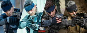 MGS Cosplay - Who is better?: NAKAMURA MGS Cosplay - Who is better?