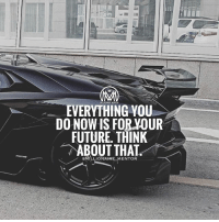 Friends, Future, and Memes: NALICHAIE MENTOR  EVERYTHING YOU  DO NOW IS FORVOUR  FUTURE. THINK  ABOUT THAT  OMILLIONAIRE MENTOR Do something today that your future self will thank you for. 🔥 SHARE this post with 3 friends👇 millionairementor