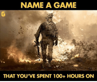 gamer gaming gamers gamersknow onlygamers stories storymode onlygamersknow videogames videogamesforlife: NAME A GAME  THAT YOUVE SPENT 100+ HOURS ON gamer gaming gamers gamersknow onlygamers stories storymode onlygamersknow videogames videogamesforlife