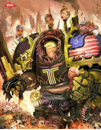 I have election. I have Warhammer 40k. Unnnngh. Awesome artwork. ~The Voice: naMOL sndn  irRANNUS DON I have election. I have Warhammer 40k. Unnnngh. Awesome artwork. ~The Voice