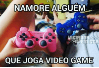 video game: NAMORE ALGUEM  SONY  OUE JOGA VIDEO GAME