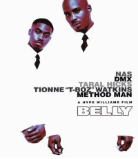 "Dmx, Hype, and Memes: NAS  DMX  TARAL HICKS  TIONNE ""T-BOZ"" WATKINS  METHOD MAN  35  A HYPE WILLIAMS FIL M  BELLY 19 years ago today, the HypeWilliams film Belly was released starring Nas, Dmx, TaralHicks, TBoz, and MethodMan! 🎥🔥💯 @Nas @DMX @SheIsTaralHicksDawson @TheRealTBoz @MethodManOfficial WSHH"