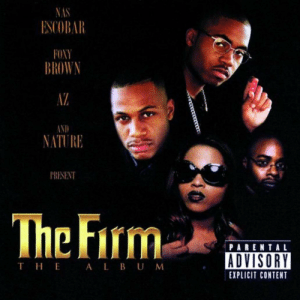 On this day, October 21, 1997, The Firm album was released  Happy 20th. 🍾: NAS  ESCOBAR  POXY  BROWN  AZ  INI  NATURE  PRIESENT  The Firm  PARENTAL  ADVISORY  EXPLICIT CONTENT  THE  A L B UM On this day, October 21, 1997, The Firm album was released  Happy 20th. 🍾