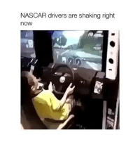 Memes, Nascar, and Tbt: NASCAR drivers are shaking right  now Follow me (@hangars) for more! •ignore: • • • • • l4l likebackalways like4follow followforfollow likeforlikealways followforafollow likelikelike teamlikeback followplease followyou followmeback followfollow me tbt follow like4like likes carefree vogue vsco tumblr pretty