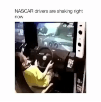 Nascar, Girl Memes, and Wet: NASCAR drivers are shaking riglht  now  ra I'm wet