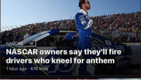 America, Fire, and Guns: NASCAR owners say they'll fire  drivers who kneel for anthem  1 hour ago 476 likes  LOW BASED . . . . Conservative America SupportOurTroops American Gun Constitution Politics TrumpTrain President Jobs Capitalism Military MikePence TeaParty Republican Mattis TrumpPence Guns AmericaFirst USA Political DonaldTrump Freedom Liberty Veteran Patriot Prolife Government PresidentTrump Partners @conservative_panda @reasonoveremotion @conservative.american @too_savage_for_democrats @conservative.nation1776 @keepamerica.usa -------------------- Contact me ●Email- RaisedRightAlwaysRight@gmail.com ●KIK- @Raised_Right_ ●Send me letters! Raised Right, 5753 Hwy 85 North, 2486 Crestview, Fl 32536 (Business address, i do not live in Crestview)