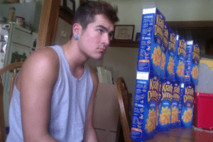 slutstain:  jakemalik:  my moms been talking to me for 20 minutes about responsible decisions to make when I move away for school tomorrow so I started building a wall of Kraft Dinner in between us and she's still talking   *dusts off old jakemalik post* this, kids, was one bullshit story in a line of many: Nath  DANNS  me  DANS  Kralit Kraft at Kan  भ भIम्भा slutstain:  jakemalik:  my moms been talking to me for 20 minutes about responsible decisions to make when I move away for school tomorrow so I started building a wall of Kraft Dinner in between us and she's still talking   *dusts off old jakemalik post* this, kids, was one bullshit story in a line of many