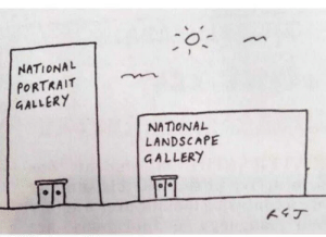 Nä, Portrait, and  Gallery: NATIONA  PORTRAIT  GALLERY  NA TONAL  LANDSCAPE  GALLERY G A L L E R Y.