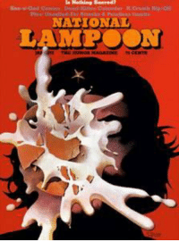 national lampoon: NATIONAL  LAMPOON