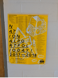 Naiari Tolto Npfd Ooa Ly!: National Portfolio Day Events  Participating Colleges and Universities  Mount Ida Colle  ge  10/29/2017 Alberta College of Art Desi  shire Institute of Art  10/21/2017 Alfred University, School of Art and Desig  10/28/2017 Art Academy of Cincin  10/14/2017 Ba  10/14/2017 Bowling Green State University, School of Ar  Me  Hartford, Connecticut  ew World School of the Arts  9/24/2017 Indianapolis, Indiana  11/19/2017 Los Angeles, Cali  Art Center College of Design  Baltimore, Maryland  Boston, Massachusetts  Charlotte, North Carolina  ennessee  Boston University School of Visual Arts  11/11/2017  10/15/2017 Milwaukee, Wiscons  10/7/2017 Minnea  Chicago, Illinois  ollege of Art and De  Cincinnati, Ohio  Cleveland, Ohio  CalArts (California  tute of the Arts  on  ns, Louisiana  College of the Arts  Otis College of Art and Desi  Pacific Northwest College of Ärt  Parsons School of Design  Pennsylvania Academy  11/12/2017  Center for Art& Design- The Colle  Des Moines, lowa.9/24/2017  Paris, France  11/18/2017  ege  2/2/2017 College for Creative  e School of Visual Arts  1/7/2018 Columbus College of Art & Design  11/5/2017 The  1/1+/2010  1/21/2018 Cornish College of the Arts  Portland, Oregon  en  Pratt Institute  ochester, New York  San Diego, California  San Francisco, California  Sarasota, Florid  Seattle, Washington  llege of Art and Design  UniversityPurchase College, SUNY  Cr  hode Island  l of Des  ing College of Art and Desig  ware  College of Media Arts&Design  Mi  AT  ION  11/18/201  11/18/2017  11/4/201  10/29/2017 George Mason  11/18/2017  Sage College of Albany (The Sag  San Francisco Art Instit  School of the Art Institute of Chicago  School of  titute of Desi  Pari  Univers.  San Francisco10/22/2017 Hartford Art  /Ha  ufts U  Online Event  12/1/2017  Herron School of Art and Design  Suffolk University-The New England  School of Art & Desi  State Uni  mes Madison University  yracuse University, College of Visual  ng Arts  Kansas  Ke