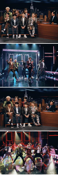 nationsdoll:bts on the tonight show starring jimmy fallon Friendship goals.: nationsdoll:bts on the tonight show starring jimmy fallon Friendship goals.