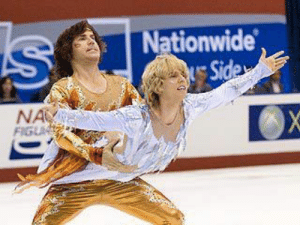 The US figure skating team winning the bronze medal in PyeongChang. (2018, Colorized): Nationwide The US figure skating team winning the bronze medal in PyeongChang. (2018, Colorized)