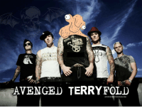 Com, Avenged, and Terryfold: natr  a0  AVENGED TERRYFOLD  AVENGEDSEVENFOLD.COM