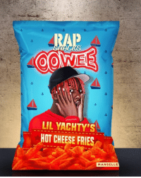 "LilYachty says his flavor RapSnacks ""Lil Yachty's Hot Cheese Fries"" are about to drop soon! Are you going to try them? 🔥🤔 @LilYachty WSHH: NAUTICA  LIL YACHTY'S  OT CHEESE FRIES  MANSELLE LilYachty says his flavor RapSnacks ""Lil Yachty's Hot Cheese Fries"" are about to drop soon! Are you going to try them? 🔥🤔 @LilYachty WSHH"