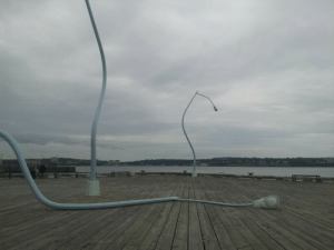 nayx:  poliutiions:  gentlemanbones:  punnettcircle:  Remember the time it was so hot in halifax that the lampposts melted because I completely forgot to post about it when I was actually in halifax so here it is 2 weeks late  this is an art installation the melting point of steel is over 2,600 degrees fahrenheit  This cracked me up  the climate of halifax cant melt steel beams : nayx:  poliutiions:  gentlemanbones:  punnettcircle:  Remember the time it was so hot in halifax that the lampposts melted because I completely forgot to post about it when I was actually in halifax so here it is 2 weeks late  this is an art installation the melting point of steel is over 2,600 degrees fahrenheit  This cracked me up  the climate of halifax cant melt steel beams