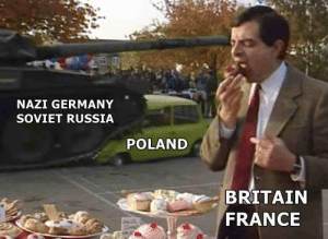 1939 in a nutshell.: NAZI GERMANY  SOVIET RUSSIA  POLAND  BRITAIN  FRANCE 1939 in a nutshell.