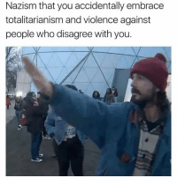 America, Facebook, and Instagram: Nazism that you accidentally embrace  totalitarianism and violence against  people who disagree with you. I used to love the movie Holes but now since Shia is a dirty rat bastard liberal, he's not getting my support 😡 He's said awful things about Trump and continues to get trolled by Trumplicans 😂 trumpmemes liberals libbys democraps liberallogic liberal ccw247 conservative constitution presidenttrump resist stupidliberals merica america stupiddemocrats donaldtrump trump2016 patriot trump yeeyee presidentdonaldtrump draintheswamp makeamericagreatagain trumptrain maga Add me on Snapchat and get to know me. Don't be a stranger: thetypicallibby Partners: @theunapologeticpatriot 🇺🇸 @too_savage_for_democrats 🐍 @thelastgreatstand 🇺🇸 @always.right 🐘 @keepamerica.usa ☠️ @republicangirlapparel 🎀 TURN ON POST NOTIFICATIONS! Make sure to check out our joint Facebook - Right Wing Savages Joint Instagram - @rightwingsavages