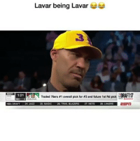 Philadelphia 76ers, Funny, and Future: NBA DRAFT  Lavar being Lavar  DRAFT 17  Traded 76ers 1 overall pick for 3 and future 1st Rd pick  OU  25 MAGIC  26 TRAIL BLAZERS  2 .NETS  29 LAKERS Lmao