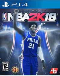 Rate this cover 1-10! Comment 👇👇 📷: @jg.studios ️⃣: NBA ballislife embiid trusttheprocess sixers philly 2k videogames design cover: NBA  STUDIOS  CONTENTRATEDBY  ESS RRB  PHIL  21 Rate this cover 1-10! Comment 👇👇 📷: @jg.studios ️⃣: NBA ballislife embiid trusttheprocess sixers philly 2k videogames design cover
