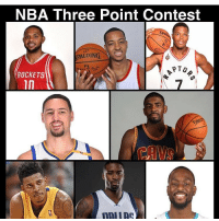 Memes, 🤖, and Rockets: NBA Three Point Contest  AIDING  P TO  ROCKETS Who's winning it?