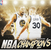Memes, Nba, and Warriors: NBA  URRY  OLDEN  35  30  WAR  PRISTINESTUDIOS The @WARRIORS are your NBA champions❕🏆