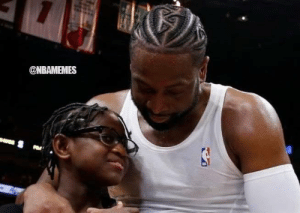 Dwyane Wade just showed the world that no matter what he loves his son for who 'she' is ❤️🙏 https://t.co/ncCjhf3mbr: @NBAMEMES Dwyane Wade just showed the world that no matter what he loves his son for who 'she' is ❤️🙏 https://t.co/ncCjhf3mbr