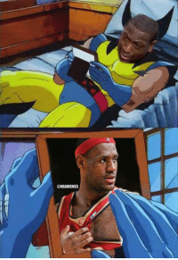 Dwyane Wade right now in Miami! #Heat Nation Credit: Noobsaibot Wins: @NBAMEMES Dwyane Wade right now in Miami! #Heat Nation Credit: Noobsaibot Wins