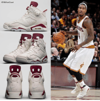 "Air Jordan, Cavs, and Cleveland Cavaliers: @NBAon Court Air Jordan 6 ""Maroon"" Worn by: Iman Shumpert (via @nbaoncourt) 🔥 - 👍 or 👎 - TAGS: TeamCavsIG Cle Cleveland Cavaliers Cavs CavsNation ClevelandCavaliers GoCavs NBA NBATV ESPN Sports Nike Basketball BallIsLife StriveForGreatness AllForOne ThisIsCle Believeland TheLand TheQ 216 Together Witness KobeBryant TeamCavsIG Ipromise NBAFinals Ohio CTown"