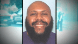 Facebook, Police, and Tumblr: nbcnightlynews:    BREAKING: Police: Steve Stephens, suspect wanted in Cleveland murder that was posted on Facebook, has killed himself during a pursuit in Pennsylvania.