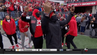 Mood in Columbus, Ohio after No. 2 Ohio State takes down No. 3 Michigan in double OT.: NCAAF T25  17 Tennessee  Vanderbilt  Bm  rs HnME OF THE  BUCKEYES  bc  WATCHESET Mood in Columbus, Ohio after No. 2 Ohio State takes down No. 3 Michigan in double OT.