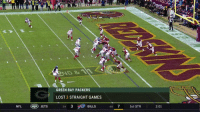 Mark Sanchez doing what he does best: finding the open DB for the touchdown https://t.co/Sd39KHcUQx: ND 11  GREEN BAY PACKERS  LOST 3 STRAIGHT GAMES  NFL  BILLS  48 7 1st QTR  JETS  3-9  2:01 Mark Sanchez doing what he does best: finding the open DB for the touchdown https://t.co/Sd39KHcUQx