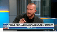 """Our RIGHTS and our FREEDOMS as Americans are NOT up for Debate"" thanks @foxandfriends for letting me rant a little this morning! guns 2a freedom daily life: ND AMENDMENT WILL NEVER BE REPEALED  FOX  EWS  8:27 ET  FOX &friends ""Our RIGHTS and our FREEDOMS as Americans are NOT up for Debate"" thanks @foxandfriends for letting me rant a little this morning! guns 2a freedom daily life"