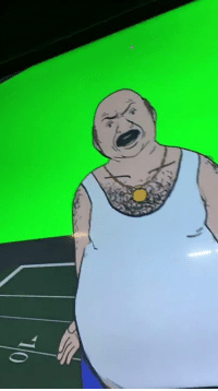 Dank, 🤖, and Aqua: nd Carl from Aqua Teen is here to offer his Pigskin Prognostifications for the Big Game.  Watch his special now: adultswim.com/streams.