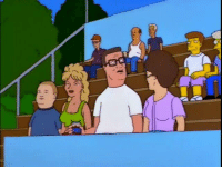 """Hank Hill: """"We drove 2000 miles for this?"""": nd Hank Hill: """"We drove 2000 miles for this?"""""""