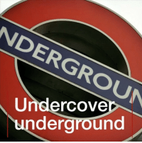 "Memes, Police, and London: NDERGROUN  ndercove  nderground ""Did he touch you?"" Follow an undercover police officer working to catch sexual offenders on the London Underground. This year the British Transport Police Proactive Unit arrested 39 people for sexual offences on the Tube. police london tube underground women 100women metoo"