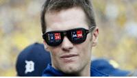 Tom Brady, Happy, and Sunglasses: NE ATL  3 28  3RD 2:1?  NE AT  34 28 Happy National Sunglasses Day! https://t.co/ezxDandBJm