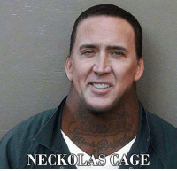 Memes, 🤖, and Cage: NECKOLAS CAGE