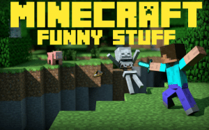 Funny Minecraft Pictures