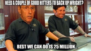 The REAL Pawn Stars... New York Mets Memes: NEDACOUPLEOFGOODHITTERSTO BACK UPWRIGHT?  BEST WE CAN DOIS 25 MILLION The REAL Pawn Stars... New York Mets Memes