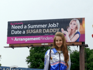 Summer, Date, and Sugar: Need a Summer Job?  Date a SUGAR DADDY  Arrangement Finders.  shawn c smith