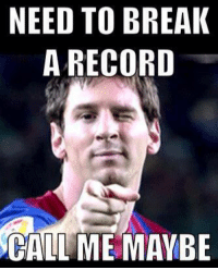 [ Credit to Pablovich JBa ]: NEED TO BREAK  A RECORD  CALL ME MAYBE [ Credit to Pablovich JBa ]