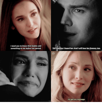 """[8x16] """"I Was Feeling Epic"""" He got her message ❤️ I still can't believe that after everything , Stefan had to die in the end ugh.. — Steroline or Stelena?: need you to know that Stefan said  something to me before we parted.  Tell Iheard her And I will love herforever, too.  Caroline He got my message. [8x16] """"I Was Feeling Epic"""" He got her message ❤️ I still can't believe that after everything , Stefan had to die in the end ugh.. — Steroline or Stelena?"""