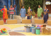 Memes, Keen, and What Is: Neela Fele Films  LUAH  AMA  GRAS Everyone was keen to know the solution of waste removal but instead of that Bapuji told them to throw all their dustbins away! What is he upto now?#TMKOC #BaapujiKaAnokhaHal