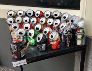 Thank You, Can, and You: neken  thank you The can choir