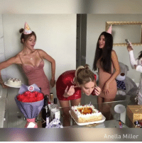 Birthday, Dank, and Good: nella Miller Be a good sport on your birthday,  By Anella_Miller