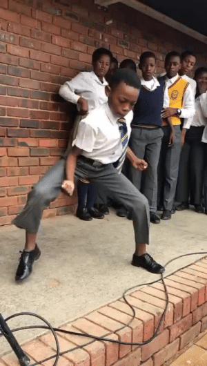 Af, Children, and Lit: neonblak: whenyougetrightdowntoit:   xenolithia:   kaiiwooo:   chrissongzzz:   I love Africans Man. Too Lit.   Lit af!   Black children enjoying themselves always makes me happy   Excellence. 👌🏾   Footwork